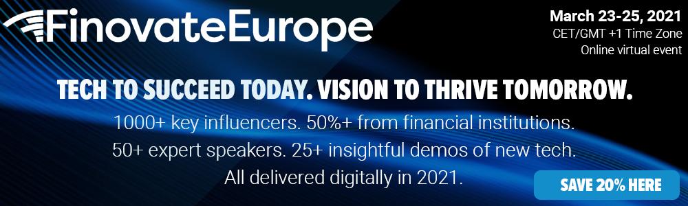 FinovateEurope Digital 2021 banner – 1000x300