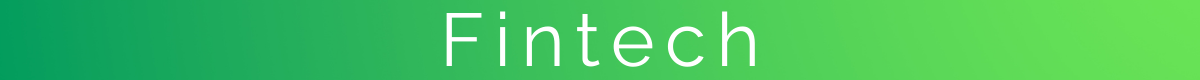 Fintech Banner 2020