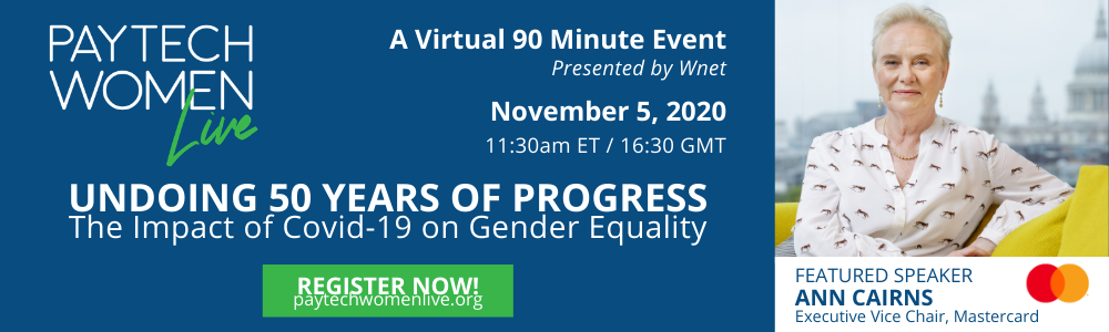 PayTechWomenLive - November 2020